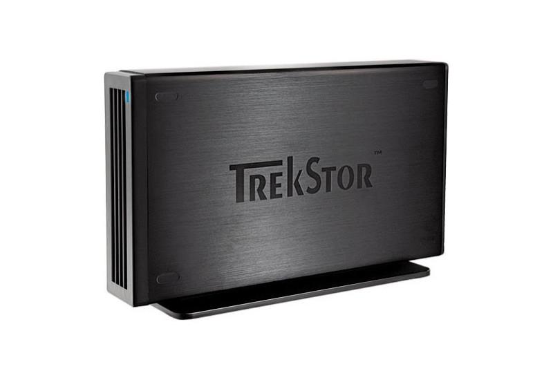 TREKSTOR DataStation - Brak odczytu z nośnika przez port USB