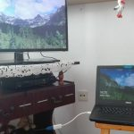 MSI GL62 (3) -- Brak obrazu na telewizorze przez port HDMI