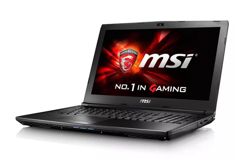 MSI GL62 - Brak obrazu na telewizorze przez port HDMI