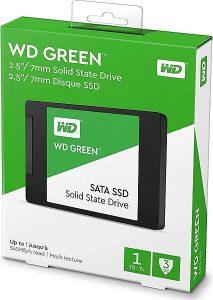 Dysk twardy - WD Green SSD 1TB SATA - WDS100T2G0A