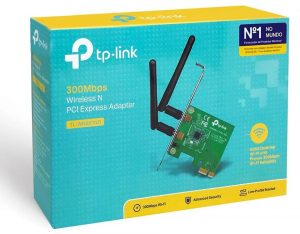 TP-LINK Wireless N PCI Express Adapter