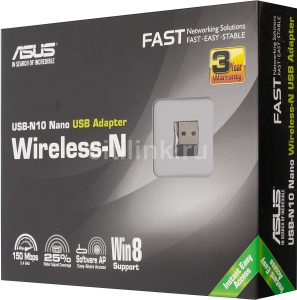 ASUS USB Adapter Wireless-N